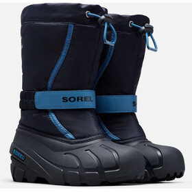 Sorel Flurry Bottes Adolescents, collegiate navy